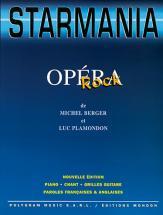 Berger Michel - Starmania (recueil) - Pvg