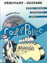 Roux Denis -  Débutant Guitare Rock Vol.1 + Cd