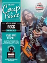 COUP DE POUCE GUITARE ROCK VOL.2