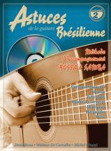 Roux & Ghuzel - Astuces De La Guitare Bresilienne Vol.2 + Cd