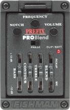 Fishman Preamplis Systemes Embarques Prefix Prefix Pro Blend Format Etroit