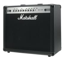 Marshall Mg101cfx Ampli Combo 100w Carbone Silver Argent Noel