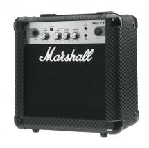 Marshall Mg10cf Ampli Guitare Combo Carbone Silver Argent Noel