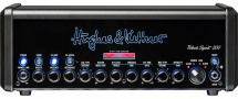 Hughes and Kettner Sp200h-blk Spirit Tête 200202w