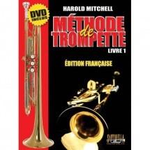 Mitchell Harold - Méthode Trompette Vol.1 + Dvd