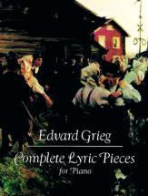 Grieg E. - Integrale Des Pieces Lyriques - Piano