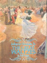 Strauss J. - Great Waltzes - Full Score