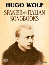 Wolf Hugo - Spanish And Italian Songbooks