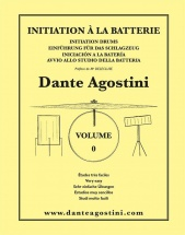 - Methode De Batterie Vol.0 : Initiation à La Batterie