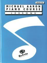 Aaron Michael - Piano Course Lessons Grade 5 - Piano
