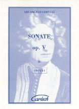Corelli Arcangelo - Sonate Op.5 Vol. 2 - Violon, Piano