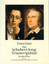 Liszt F. - Schubert Song Transcriptions Vol.1 - Piano