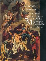 Pergolesi G.b. - Stabat Mater - Full Score