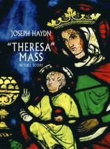 Haydn J. - Theresa Mass - Full Score