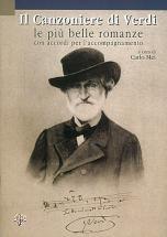 Verdi G. - Canzoniere Di Verdi - Paroles Et Accords