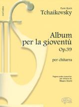 Tchaikowsky P.i. - Album Per La Gioventu Op.38 - Guitare