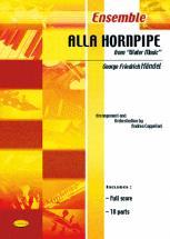 Handel George F. - Alla Hornpipe - Conducteur