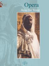 Opera Arias For Tenor - Chant / Piano