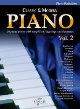 Rattalino Pietro - Classic and Modern Piano Vol.2 - Piano