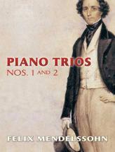Mendelssohn Bartholdy F. - Piano Trios N°1 Et 2