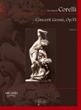 Corelli Arcangelo - Concerti Grossi Op.6 Vol.2 + Cd