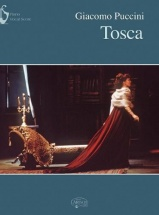 Partition Classique - Puccini Giacomo - Tosca - Chant, Piano