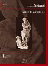 Agostino Steffani - Sonate Da Camera A 3 + Cd
