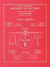 - Methode De Batterie Vol.5 : Etudes Superieures