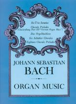 Bach J.s. - Organ Music - Orgue