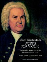 Bach J.s. - Works For Violin