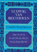 Beethoven L.van - Complete Strings Quartet