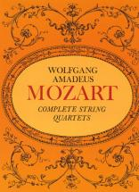 Mozart W.a. - Complete Strings Quartets - Conducteur
