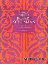 Schumann R. - Piano Music Series 2