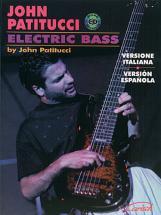Patitucci John - Electric Bass + Cd - Basse