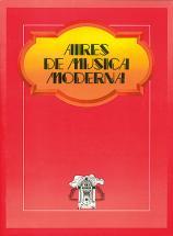 Aires De Musica Moderna - Clavier
