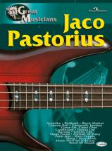 Great Musicians - Jaco Pastorius (bass Tablatures)