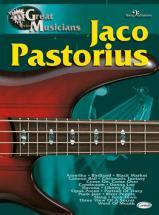 Great Musicians - Jaco Pastorius (bass Tablatures)