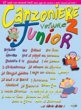 Canzoniere Junior Vol.2 - Paroles Et Accords