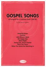 Gospel Songs 4 Voci - Choeur