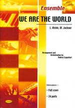 Jackson Richie - We Are The World - Ensemble Musical