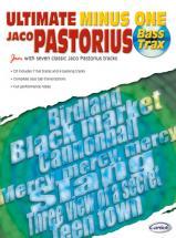 Pastorius Jaco - Ultimate Minus One Bass Trax + Cd