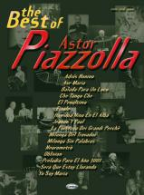 Piazzolla Astor - Best Of - Piano, Chant