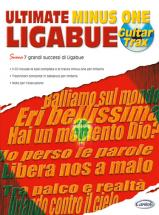 Ligabue Luciano - Ultimate Minus One Guitar Trax + Cd
