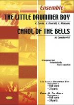 Little Drummer Boy, Carol Of The Bells - Ensemble Musical