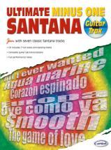 Santana Carlos - Ultimate Minus One Guitar Trax Vol.1 + Cd