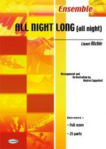 Richie Lionel - All Night Long - Ensemble Musical