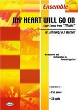 Jennings Hornes - My Heart Will Go On - Ensemble Musical