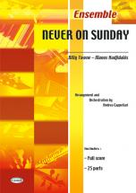 Never On Sunday - Ensemble Musical