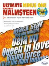 Malmsteen Yngwie - Ultimate Minus One Guitar Trax + Cd