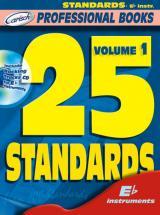 25 Standard + Cd - Instruments En Mib